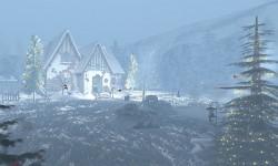 Santa's Home, The North Pole
