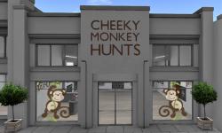 Cheeky Monkey Hunts
