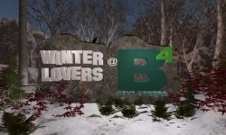 Winter Lovers @ 4B