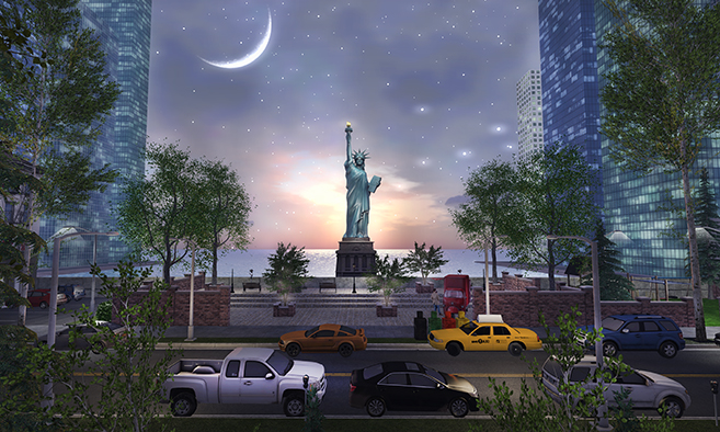 New York City - SL Destination