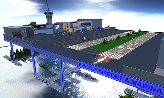 Beverly Airport & Marina
