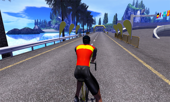 Second Life Cycling Federation