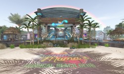 Bahama Mama's Tropical Beach Club