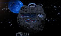 Asteroid VH706-C. Baldur