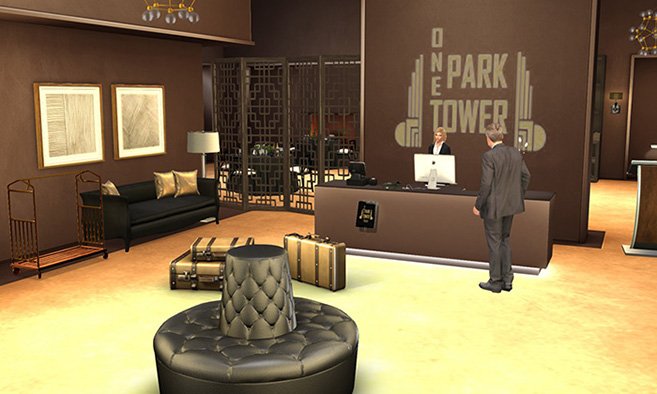 One Park Tower Hotel & Restaurant