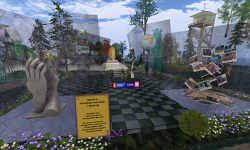 The American Cancer Society in SL at SL18B