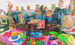 Happy Art Maze by Yobex -Yoko Ayukawa at SL18B