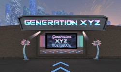 Generation XYZ 80's, 90's, 00's Club and Barcade