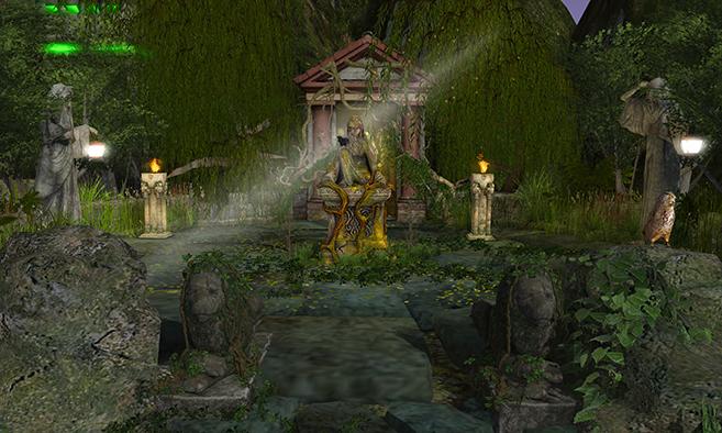 SLDomina - The Rave Castle