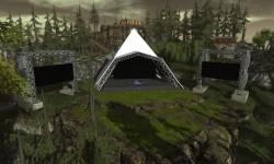 The GlastonBelli Pyramid Stage