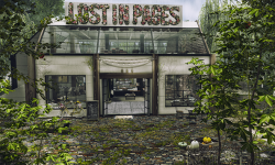 Lost in Pages Bookstore and Cafe