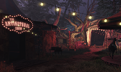 The Freakshow: A Halloween experience