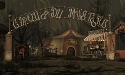 MadPea's Cirque du Mystère