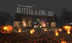 Second Pride Glitter & Gore 2021