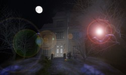 Spooky Interactive Haunted House