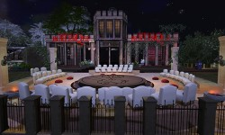 The Culzean Theatre on Idle Rogue