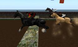 Champion Horse Racing