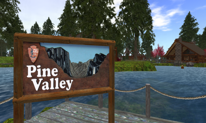 Pine Valley Resort   Second Life