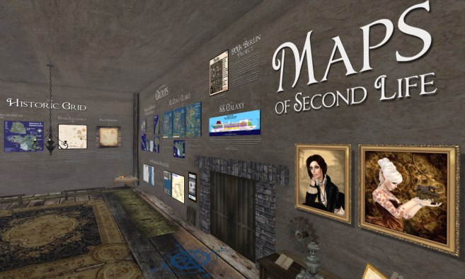 Maps of Second Life | Second Life