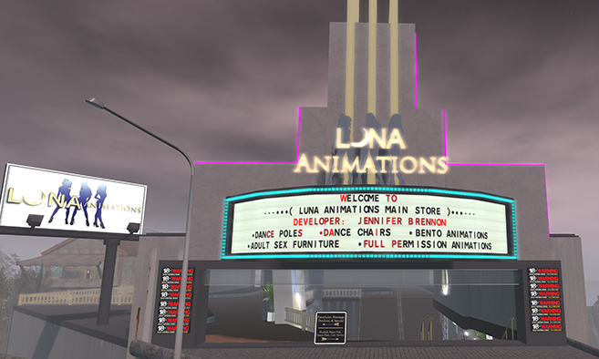 Luna Animations