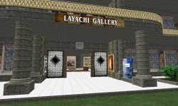 Layachi Art Gallery