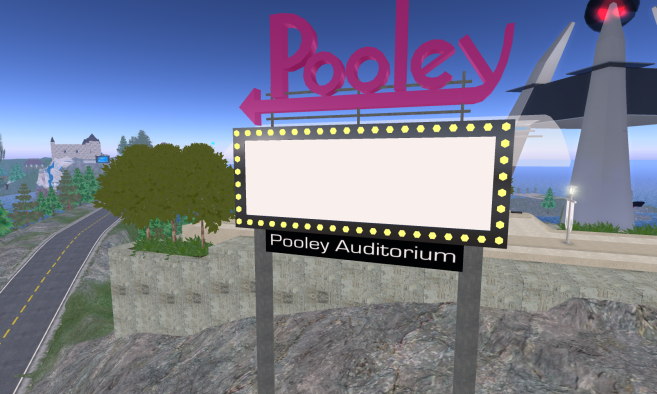 Pooley Stage