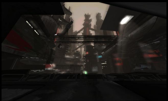Hangars Liquides Second Life