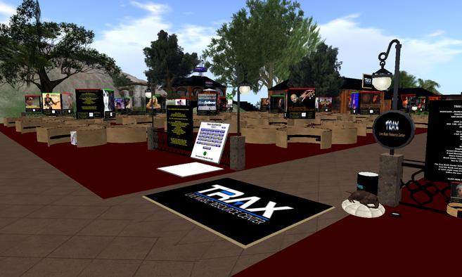 TRAX Live Music Resource Center