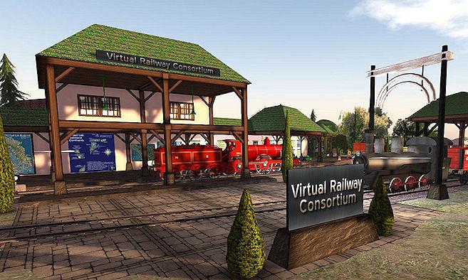 Virtual Railway Consortium