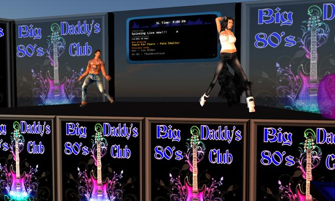 Big Daddy's '80s Club
