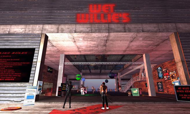 Wet Willie's Rock Club