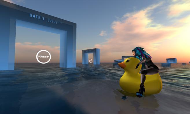 Quackerstone Duck Racing