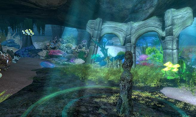Cave Rua Water Gardens