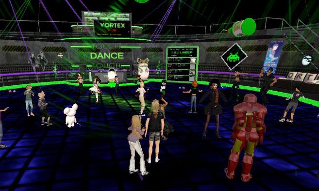 The Vortex Club