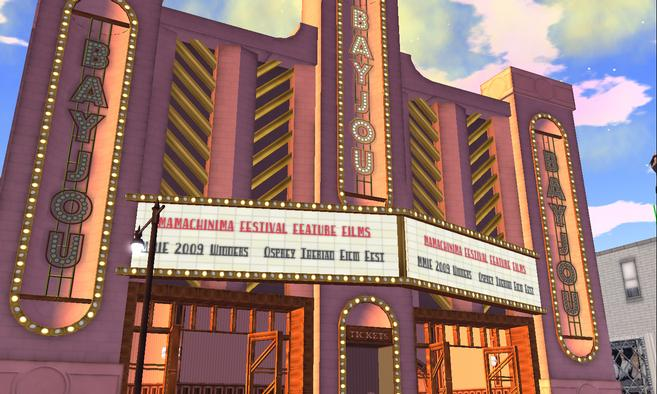 Bayjou Theater in Bay City