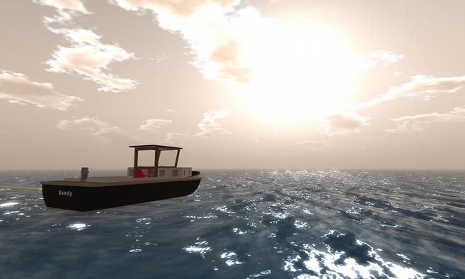 Blake Sea - Pacific