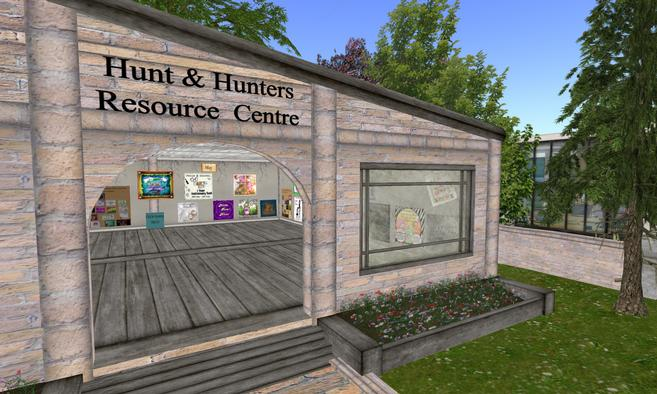Hunt & Hunters Resource Centre