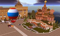 Moscow Island