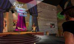 Rug's Boom Boom Blue